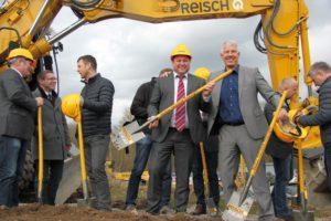 Spatenstich zum neuen Hallenbad Riedlingen (1)