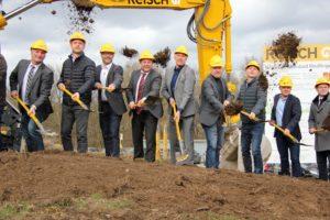 Spatenstich zum neuen Hallenbad Riedlingen (2)