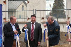 Spatenstich zur neuen THW-Unterkunft Riedlingen (4)